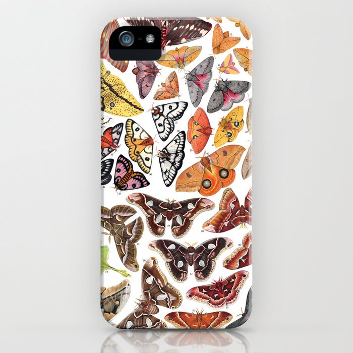 saturniid moths of north america iphone case
