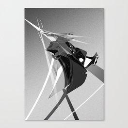 The Departure Canvas Print