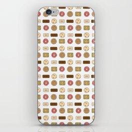 Biscuit box iPhone Skin