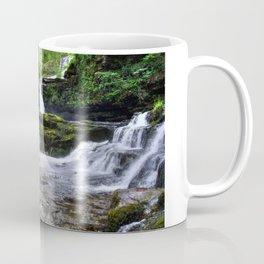 Four falls walk waterfall 4 Coffee Mug