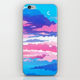 Trans Pride iPhone Skin