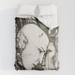 Dread Wolf's lover Comforters