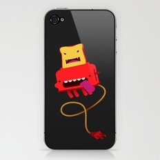 Toast made me do it iPhone & iPod Skin