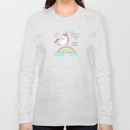 Whatever Bitches JA Huss Long Sleeve T-shirt