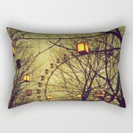 Fairy Wheel Rectangular Pillow