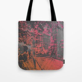 Visions of Weimar Tote Bag