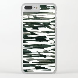Tapes Clear iPhone Case