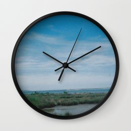 Welcome to the Island Wall Clock