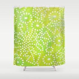 Little japanese flower Shower Curtain