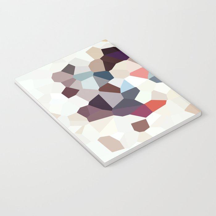 Africa Geometric Abstract Notebook