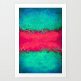 Ariadne -Abstract Art Art Print