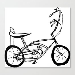 Schwinn Stingray Bicycle Canvas Print