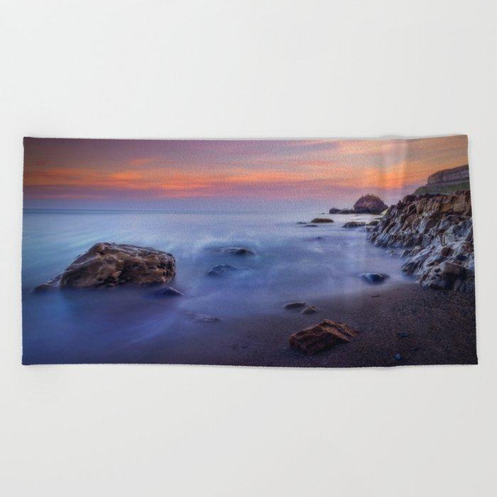 Only In Heaven Beach Towel