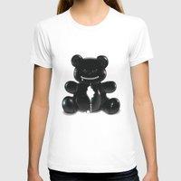 hug T-shirts featuring Hug by Bubblegun