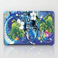 aloha iPad Cases featuring Aloha! by Robin Curtiss