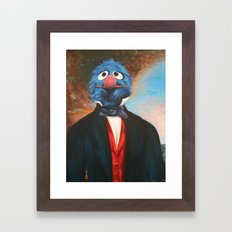 Governor Grover Framed Art Print