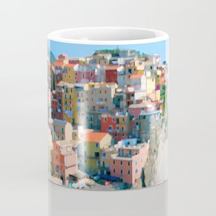 Italy. Cinque Terre - Cliffside Coffee Mug