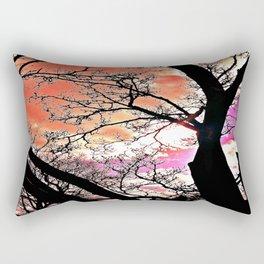 Violet Night  Rectangular Pillow