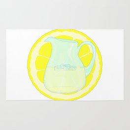 Lemonade With Slice Rug