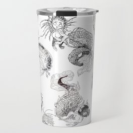 Mermaids! Travel Mug