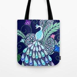 Moonlark Garden Tote Bag