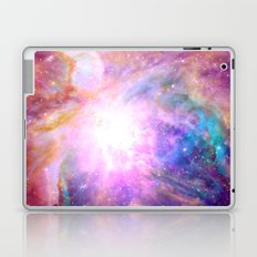 Galaxy Nebula Laptop & iPad Skin