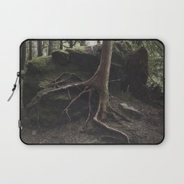 Finding Ground Laptop Sleeve