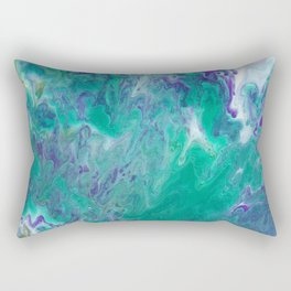 Abstract No. 465 Rectangular Pillow
