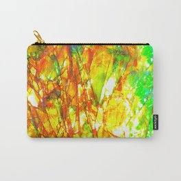 Sunset Ammolite Carry-All Pouch