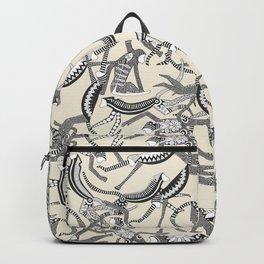 monkey light Backpack