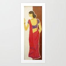 Vaseegaram Art Print