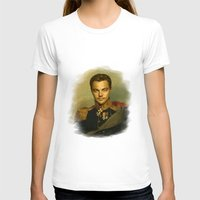 leonardo T-shirts featuring Leonardo Dicaprio - replaceface by replaceface