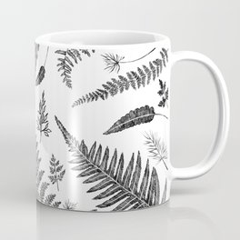 Ferns Pattern Coffee Mug