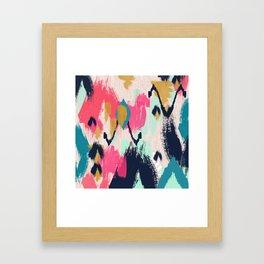 Bohemian take 2 Framed Art Print