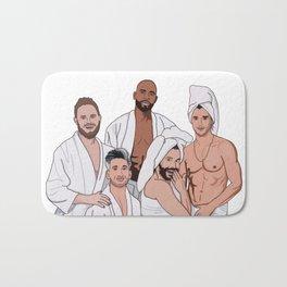 Queer Eye Fab 5 Bath Mat