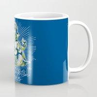 spiritual Mugs featuring Spiritual healer  by Tshirt-Factory