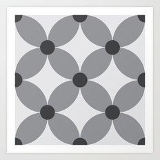 Pattern Tile 2.3 Art Print