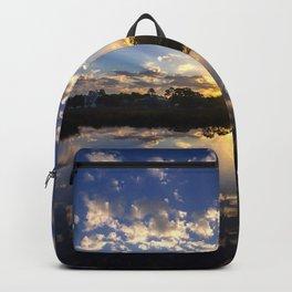 Sunrise Clouds Backpack