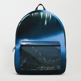 nature Norway lakes Geiranger Fjord Backpack