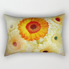 Flora Artistica No.01 Rectangular Pillow