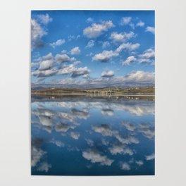 MIRROR LAKE - SQUARE VERSION Poster
