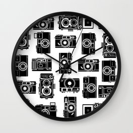 Yashica bundle Camera Wall Clock
