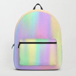 Kawaii rainbow blurred fantasy Backpack