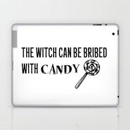 Bribe the Witch Laptop & iPad Skin