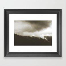 silence beckons 03 Framed Art Print