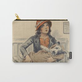 Be Kind To Animals 4 Carry-All Pouch