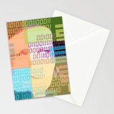 Cyborg 2 Stationery Cards