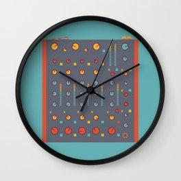 Rane MP2015 DJ Mixer Wall Clock