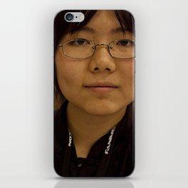 Wenqing Yan iPhone Skin