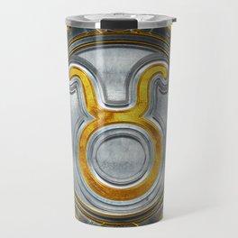 Chrome Taurus Travel Mug